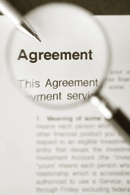 Terms of Use agreement